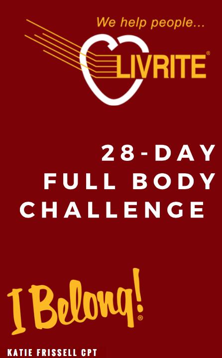 28 Day Challenge Ebook