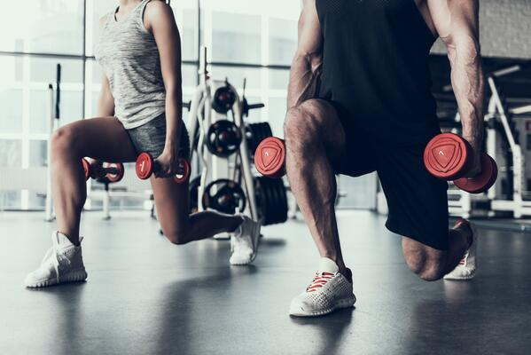 How to get stronger with a personal trainer