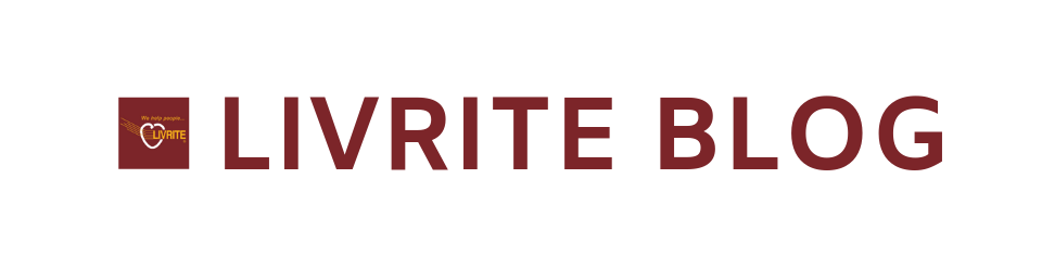 LIVRITE BLOG Logo updated colors