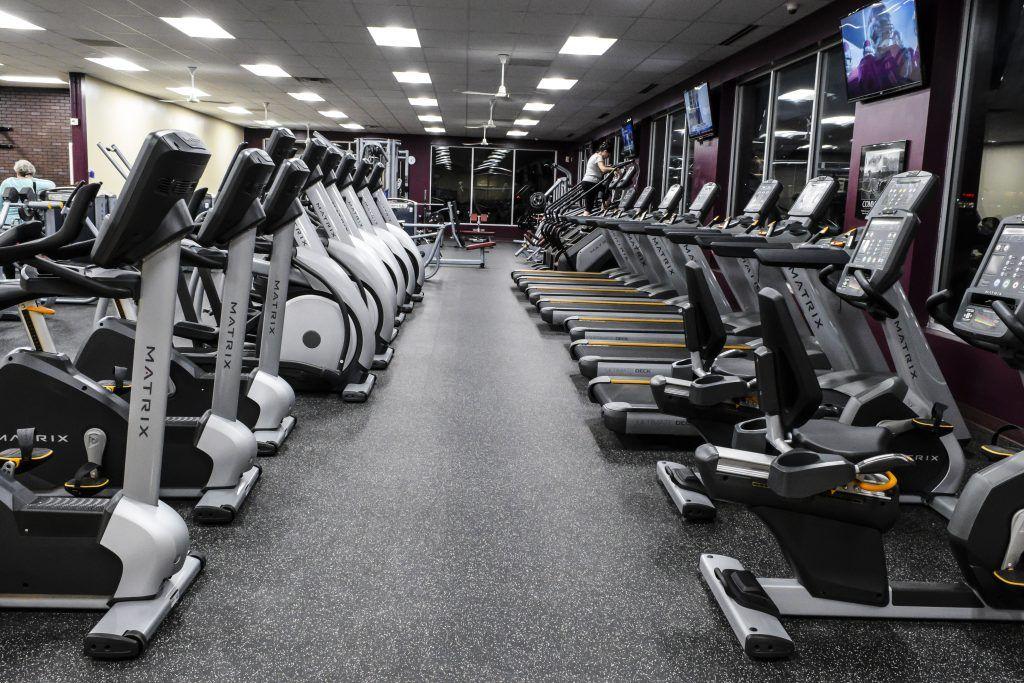 Gym in Noblesville liverite