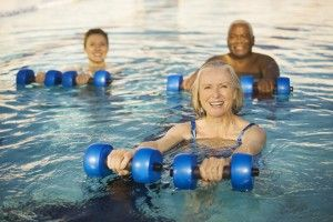 Water Aerobics and Aqua interval