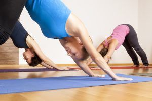 Yoga Group Fitness
