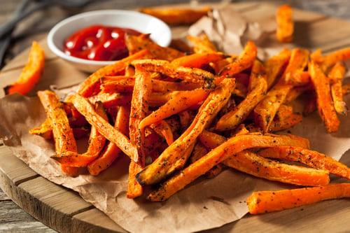 Sweet potatot fries