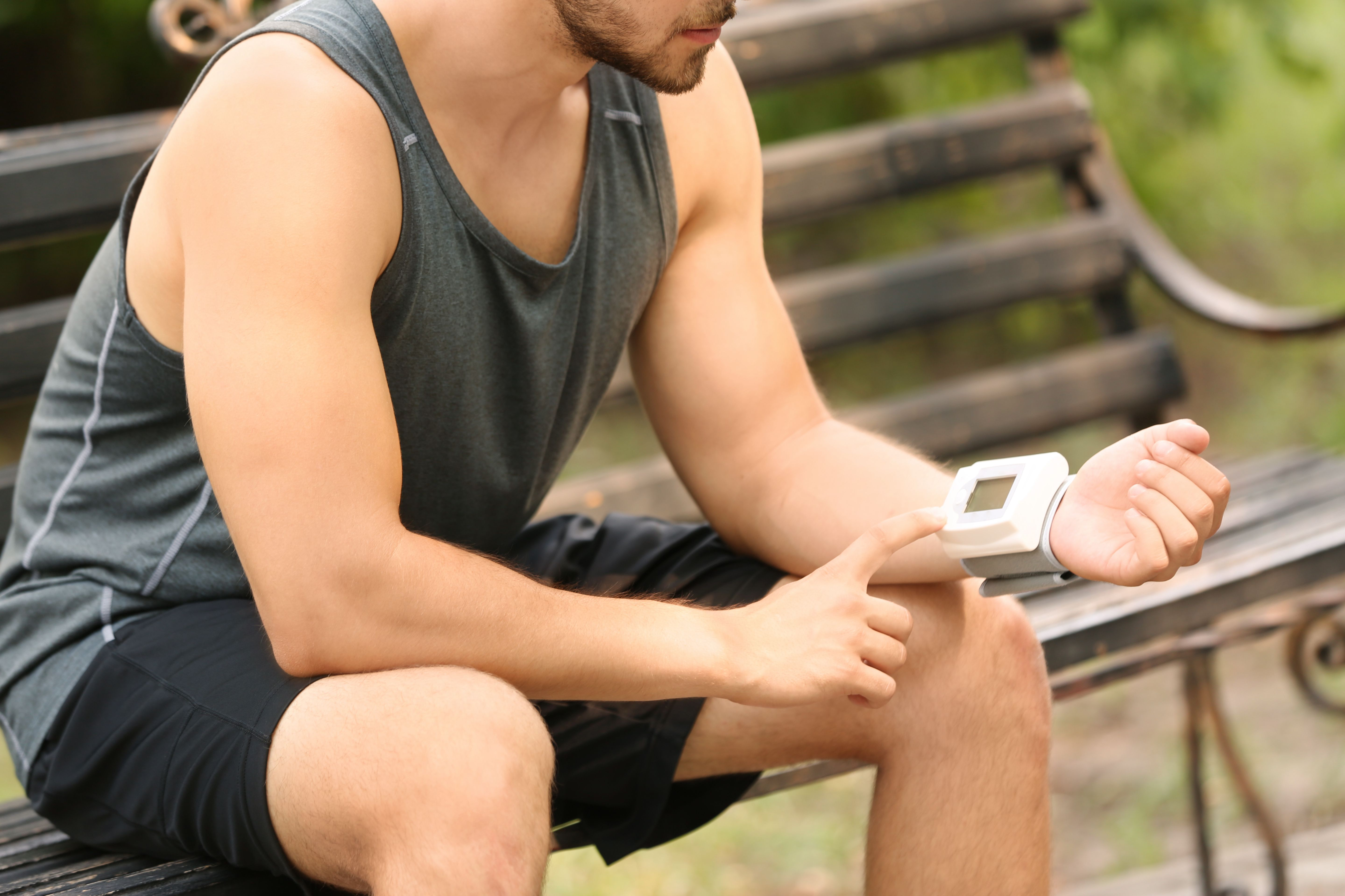 Personal training with high blood pressure